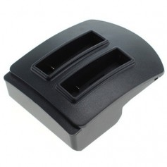 OTB - Duo Battery Charging Cradle for Rollei S50 ON1999 - Other photo-video chargers - ON1999