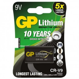 GP - GP Lithium 9V/FR9 CR-9V 800mAh - Other formats - BL358