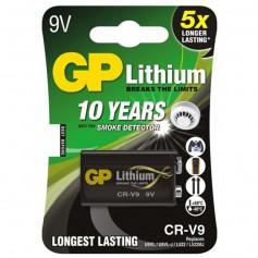 GP Lithium 9V/FR9 CR-9V 800mAh