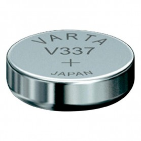 Varta - Varta Watch Battery V337 / SR 416 SW / SR416SW 8mAh 1.55V - Button cells - BS477