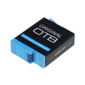OTB - Battery compatible with GoPro Hero9 Black / Hero 9 Black Li-Ion 1750mAh - GoPro photo-video batteries - ON6308