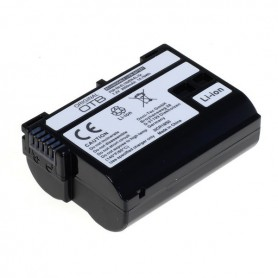 OTB - Battery compatible with NIKON EN-EL15 / EN-EL15a / EN-EL15b / EN-EL15c 7V 2050mAh - Nikon photo-video batteries - ON6309
