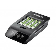 1.5h VARTA battery Fast charger + 4x AA 2100mAh