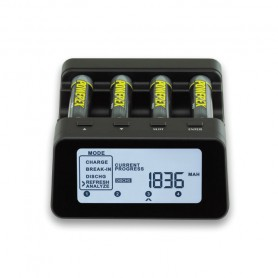 POWEREX - Maha Powerex C9000 PRO AA of AAA NiMH/NiCD Battery charger - Battery chargers - MH-C9000PRO