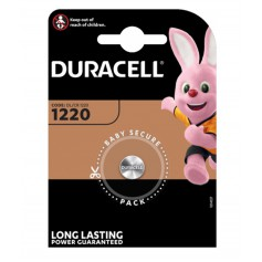 Duracell CR1220 3V 36mAh lithium battery