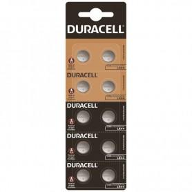 Duracell - 10x Duracell G13 / AG13 / L1154 / LR44 / 157 / A76 1.5V button cell battery - Button cells - BL362