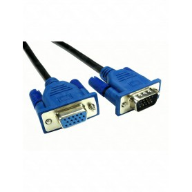 NedRo - VGA Extension Cable Male to Female - VGA cables - YPC002-CB