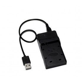 Oem - USB Battery Charger for Sony NP-BN1 - Sony photo-video chargers - AL233