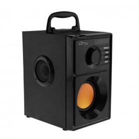 Media-Tech - BOOMBOX BT MT3145 Bluetooth Station MP3 FM-radio Aux TF - Speakers - MT3145
