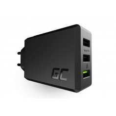 30W  3xUSB ChargeSource 3 Ultra Charge and Smart Charge