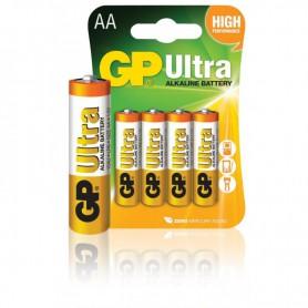 GP, GP ULTRA Alkaline AA/LR6 1.5V, Size AA, BS484