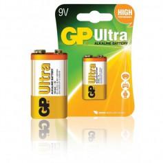 GP, 9V GP ULTRA alkaline battery, Other formats, BS486