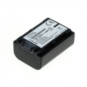 OTB - Battery for Sony NP-FV50 6.8V 650mAh 4.42Wh - Sony photo-video batteries - ON2803