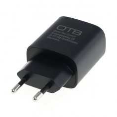 20W USB-C Type C (USB C) Fast Charging with POWER DELIVERY USB-PD