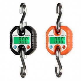 unbranded, Digital scales with hook up to 150 kg - Mini Crane WH-C Series, Digital scales, AL1099-CB