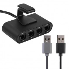 GameCube Controller Adapter for Wii
