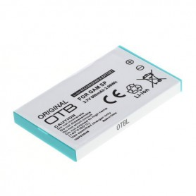 OTB - Battery For Nintendo Gameboy Advance SP 800mAh - Nintendo GBA SP - ON2038 www.NedRo.us