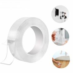 Magic Tape - Nano tape - Reusable - Double sided tape - Magic nanotape - Mounting - Gekko grip