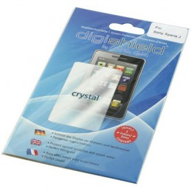 OTB, 2x Screen Protector for Sony Xperia J, Sony protective foil , ON272, EtronixCenter.com