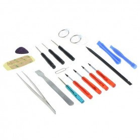 OTB - Tool set 18x for Smartphones Tablets MacBooks - Screwdrivers - ON2044 www.NedRo.us
