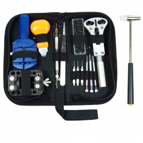 Oem - 14-part watch tool set Watch Tool Kit - Watch tools - AL1117-WA