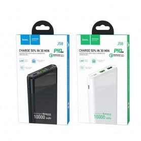 HOCO, HOCO J58 10000mAh USB-C PD Power Bank Powerbank, Powerbanks, H101376-CB