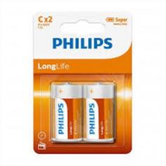 Philips LongLife Zink C/LR14