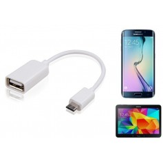 Oem - Micro USB OTG Cable Adapter for Smartphones Tablets AL998 - Other data cables  - AL998
