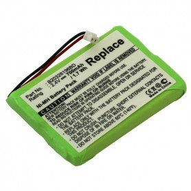 OTB, Battery for DeTeWe Aastra NiMH 700mAh, Cordless Phone Batteries, ON2152, EtronixCenter.com