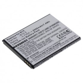 OTB - Battery for Caterpillar / CAT B15 / B15q 2000mAh - Other brands phone batteries - ON2158 www.NedRo.us