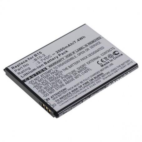 OTB - Battery for Caterpillar / CAT B15 / B15q 2000mAh - Other brands phone batteries - ON2158