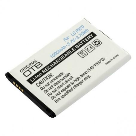 OTB - Battery for LG P970 Optimus Black / Optimus L3 / L5n ON2184 - LG phone batteries - ON2184