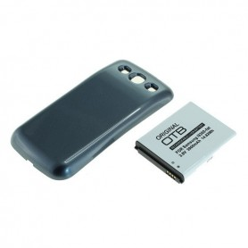 OTB, Battery for Samsung S III i9300 fat 3900mAh + Backcover ON2222, Samsung phone batteries, ON2222, EtronixCenter.com