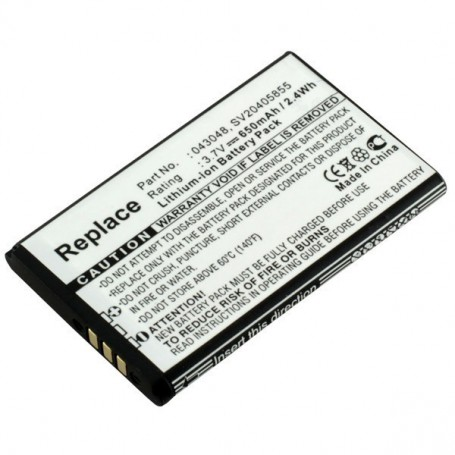 OTB - Battery for Swissvoice ePure Li-Ion - Cordless Phone Batteries - ON2271