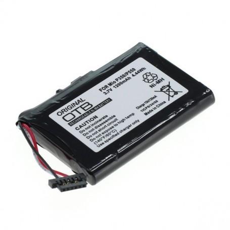 OTB - Battery for Mitac Mio P350/P550 Li-Ion - PDA batteries - ON2324