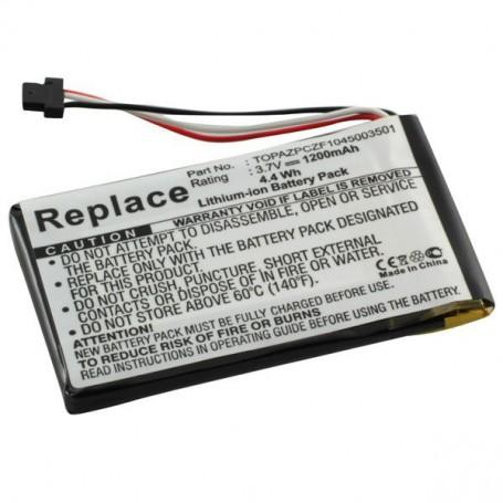 OTB - Battery for Navigon 70 Li-Polymer ON2333 - Navigation batteries - ON2333