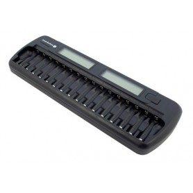 EverActive - EverActive 16 Battery Professional Charger NC-1600 - Battery chargers - BL055 www.NedRo.us