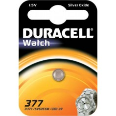 Duracell 377-376 / G4 / SR626SW button battery
