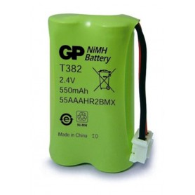 GP, Rechargeable battery for cordless telephones GP T382 BL025, Cordless Phone Batteries, BL025, EtronixCenter.com