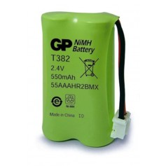 GP - Rechargeable battery for cordless telephones GP T382 BL025 - Cordless Phone Batteries - BL025