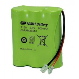 GP, Rechargeable battery for cordless telephones GP T160 P-P501 BL026, Cordless Phone Batteries, BL026, EtronixCenter.com