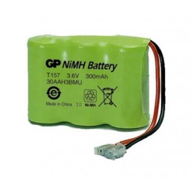 GP, Rechargeable battery for cordless telephones GP T157 P-P301 BL027, Cordless Phone Batteries, BL027, EtronixCenter.com