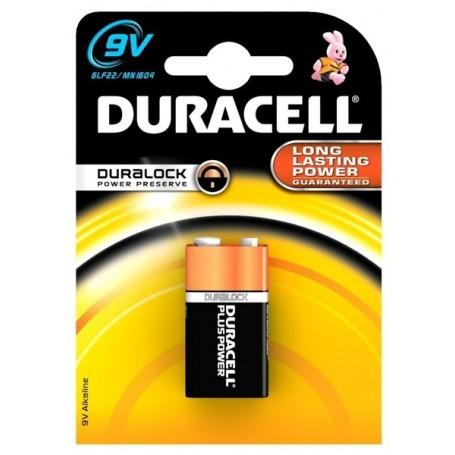 Duracell, Duracell Duralock alkaline 6LR61 9V Blister, Other formats, BL056