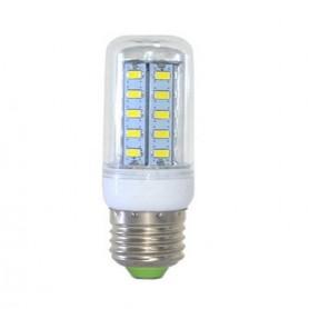 Oem - 12W E27 Cold White 36 LED`s SMD5730 Corn Bulb AL122 - E27 LED - AL122