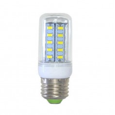 12W E27 Cold White 36 LED`s SMD5730 Corn Bulb AL122