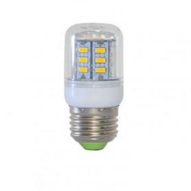 unbranded - 7W E27 Warm White 24 LED`s SMD5730 Corn Bulb AL123 - E27 LED - AL123