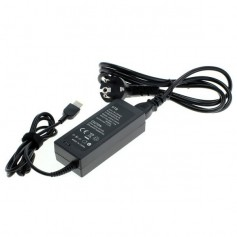 Charger / power adapter compatible with Lenovo Thinkpad 65 Watt (Slim type)