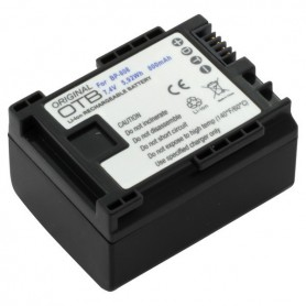 OTB - Battery for Canon BP-808 800mAh - Canon photo-video batteries - ON3200 www.NedRo.us