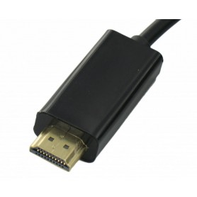 NedRo - Display Port Male to HDMI Male Cable 1.5 meter YPC299 - Displayport and DVI cables - YPC299