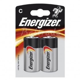 Energizer - Energizer Classic LR14/C/Baby/R14/MN 1400/AM-2/E93 - Size C D 4.5V XL - BL105-CB www.NedRo.us